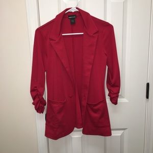 Red Blazer! Wet Seal, small